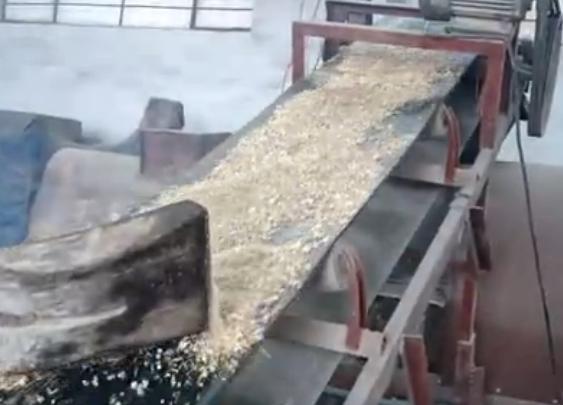 饲料烘干机玉米芯烘干机烘干视频